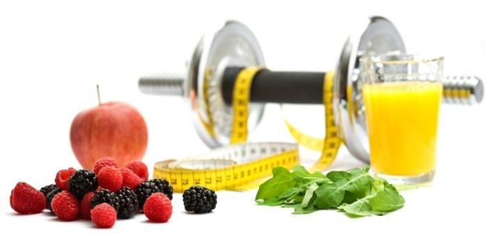 Informacion nutricional para el gimnasio