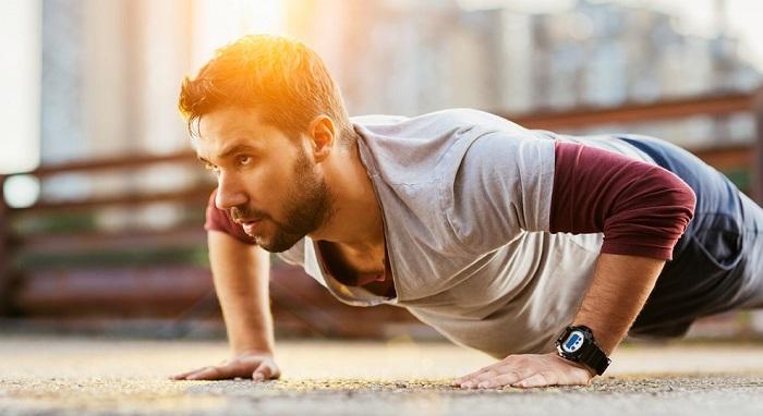tipos de ejercicios