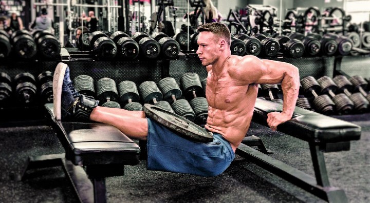 ¿Cómo hacer Fondos o Dipping para desarrollar los tríceps? 1