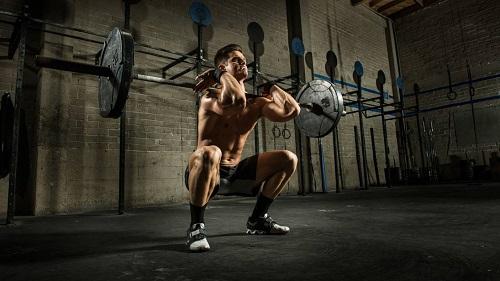 el ATP y el levantamiento de pesas