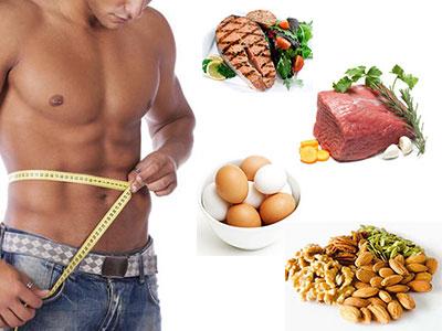 Diferentes fuentes de proteinas