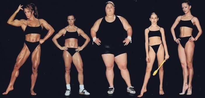 variables del cuerpo y el entrenamiento