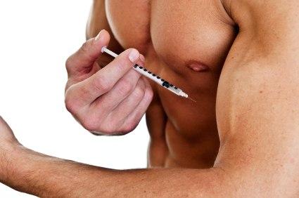 esteroides en el gimnasio