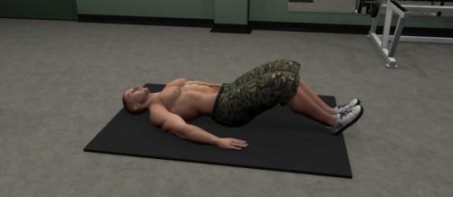 Elevaciones de cadera 1