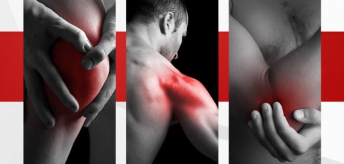 lesiones musculares en el gimnasio