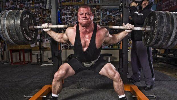 sentadilla que libera testosterona en forma natural