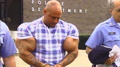 Greg Valentino arrestado por trafico de esteroides