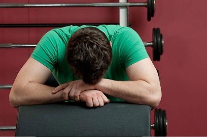 estancamiento en el entrenamiento