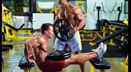 entrenar triceps