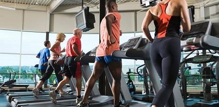 gente en gym