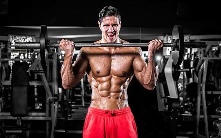 entrenar brazos hasta el fallo muscular