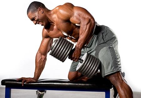 entrenar espalda hasta el fallo muscular
