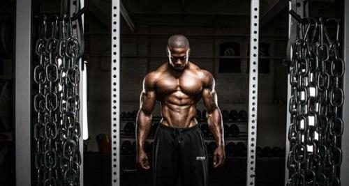 cuerpo sin grasa y mucho musculo