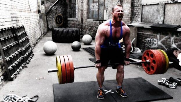 entrenar fuerza