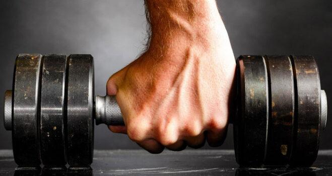 cuanto peso levantar en el gimnasio