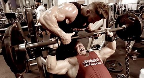 entrenamiento negativo con compañero