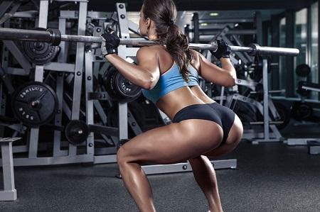 tonificar piernas en el gimnasio