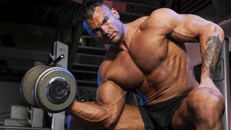 mejorar el entrenamiento de biceps
