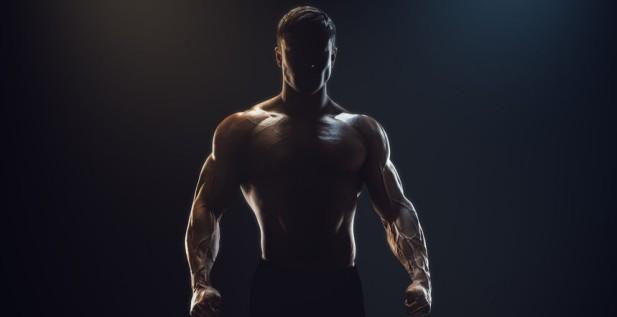 cuanta masa muscular se puede desarrollar