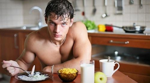 nutricion en el gimnasio