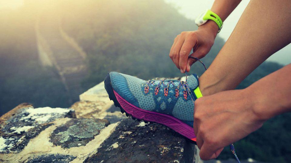 cambiar de zapatillas para correr