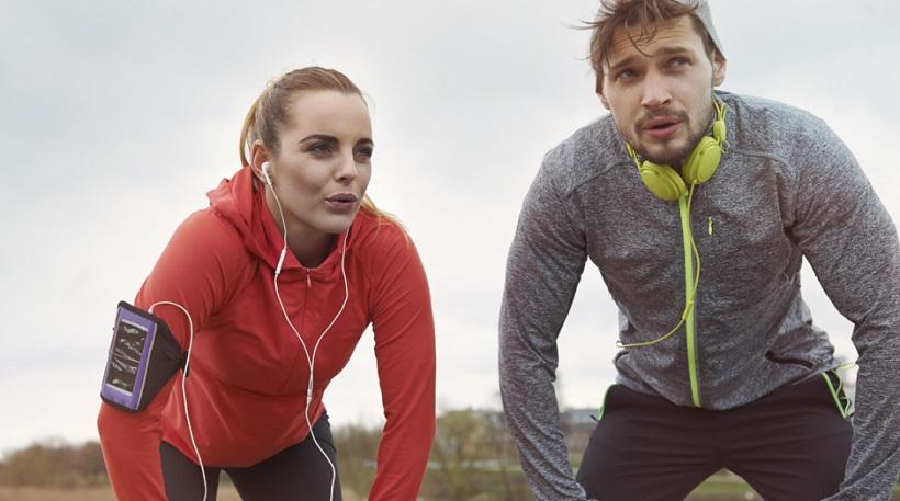 cómo respirar al correr
