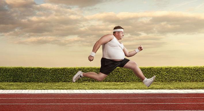 Correr correctamente para bajar de peso