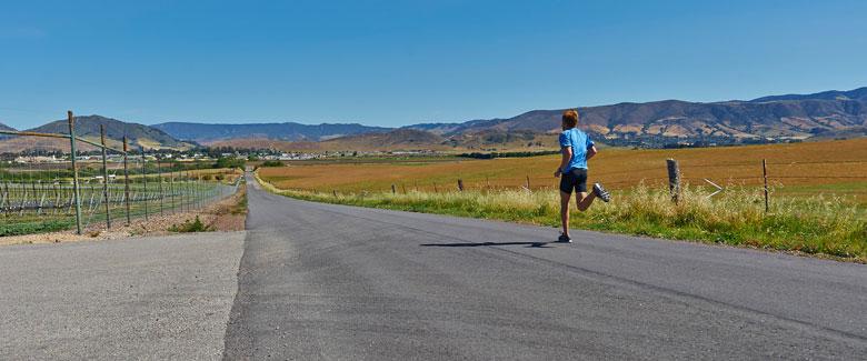 riesgos de correr una distancia muy larga