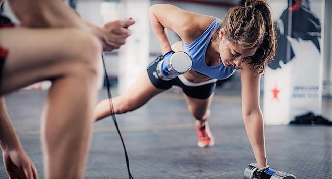entrenar con consistencia