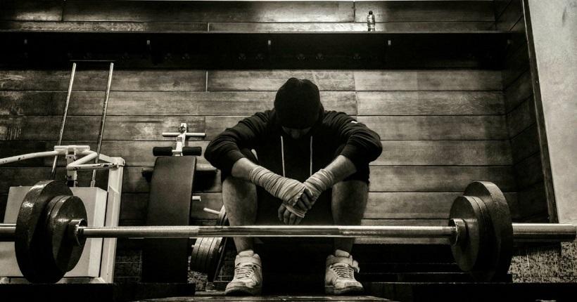 estancamiento en el gym