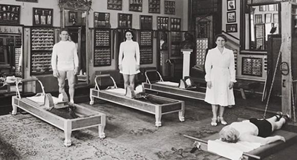 origen del método pilates