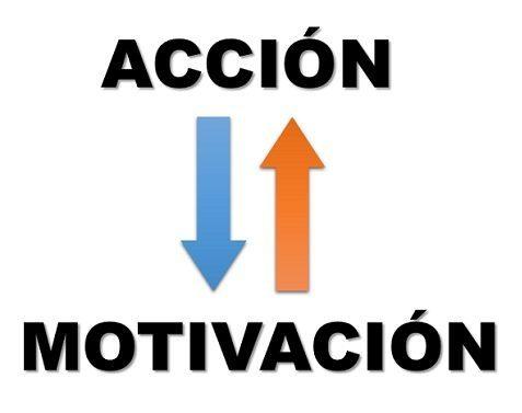 ACCIÓN Y MOTIVACIÓN