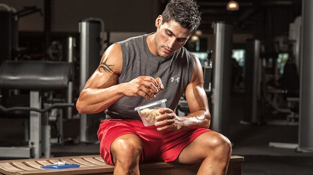 comer para ganar peso y musculo