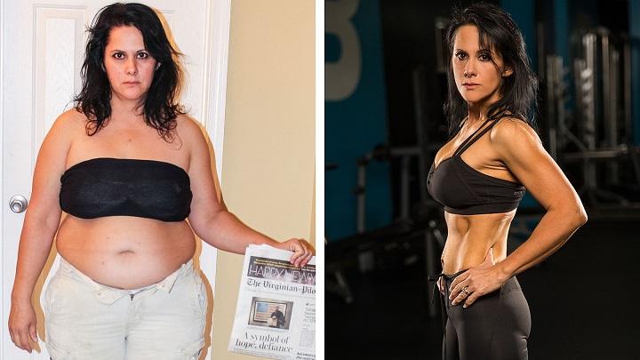 caso de éxito de pérdida de peso
