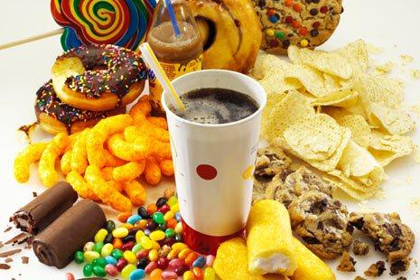 calorías vacías