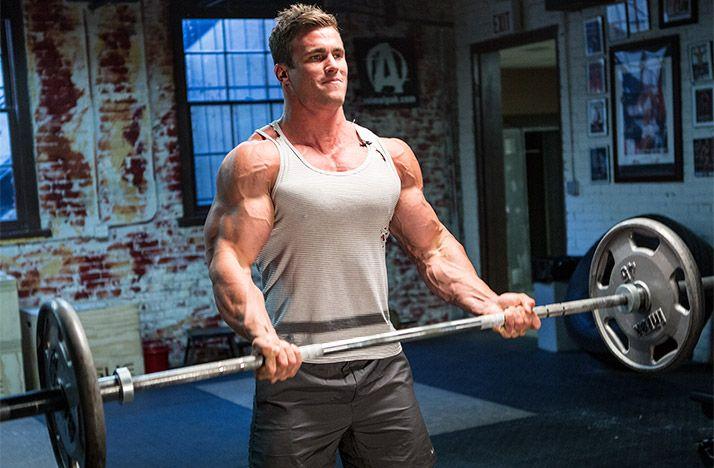 técnicas para desarrollar los bíceps