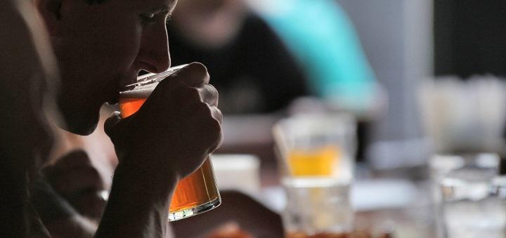 el alcohol y el ejercicio físico