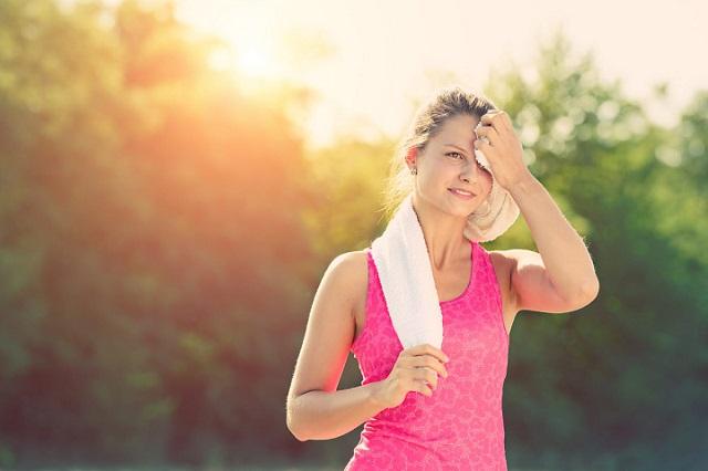 entrenar sin olor a amoniaco
