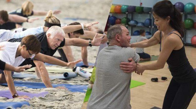 el ejercicio en ancianos