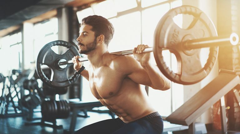 la rutina de musculación de 3 días