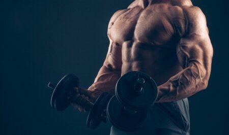rutina de musculación de 4 días