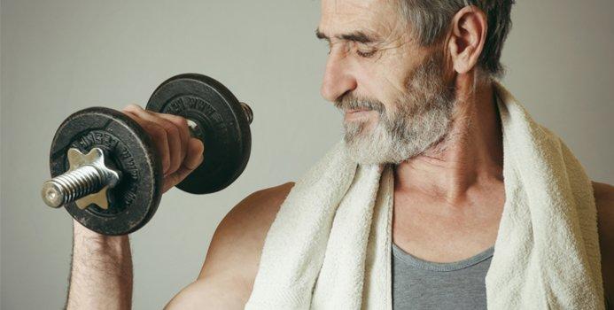 beneficios de entrenar en la vejez