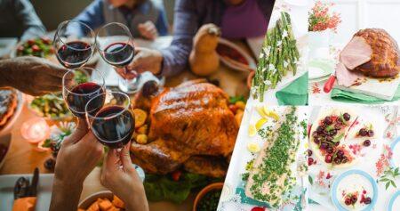 comidas y atracones después de las fiestas
