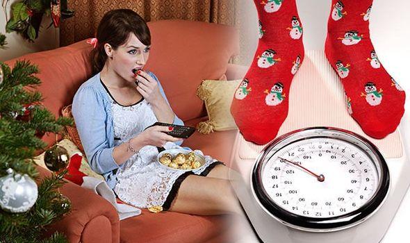 como recuperar peso después de navidad
