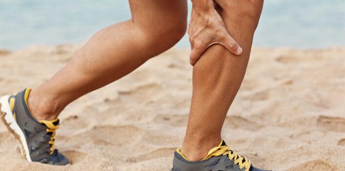 dolor de pantorrilla al correr