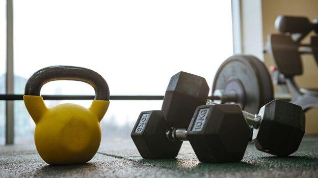 ¿Cómo mantener tus músculos cuando no puedes ir al gimnasio? 1