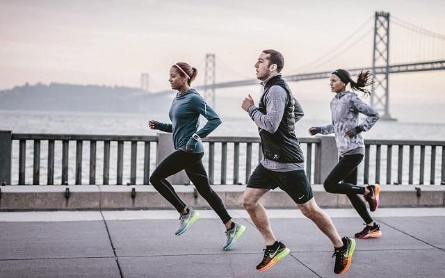 correr saludablemente
