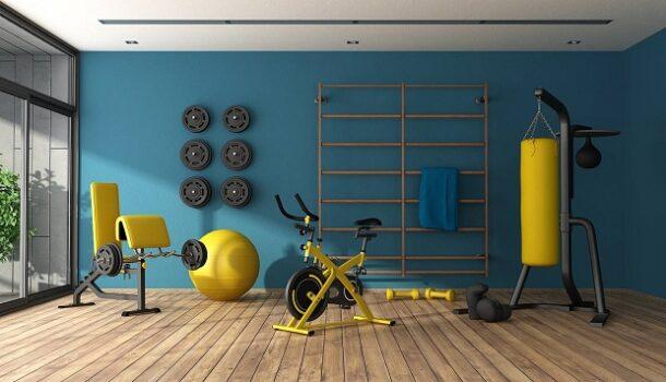 equipos de gimnasio para el hogar