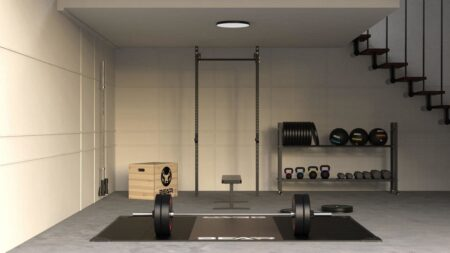 ¿Qué equipos elegir para armar un gimnasio en el hogar? 1