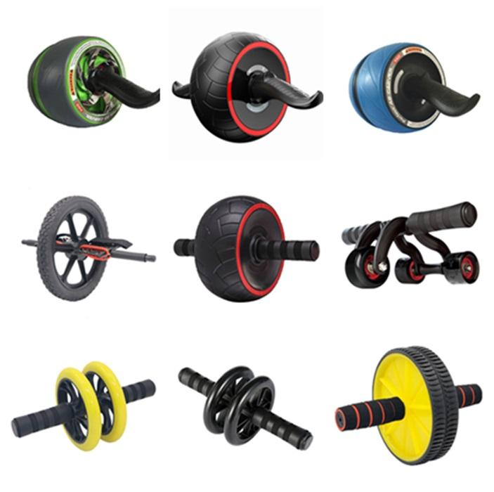 tipos de rueda abdominal